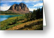 Forested Greeting Cards - High Uintas Wilderness Area Greeting Card by Utah Images