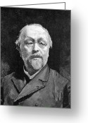 Adolphe Greeting Cards - Hippolyte-adolphe Taine Greeting Card by Granger