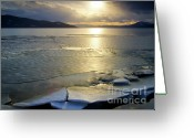 Idaho Greeting Cards - Hope Greeting Card by Idaho Scenic Images Linda Lantzy