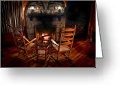 Babcock Greeting Cards - Hot Rockers Greeting Card by Williams-Cairns Photography LLC