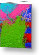 Artist Studio Greeting Cards - Imma  Vii Greeting Card by John  Nolan
