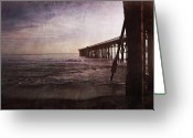 San Simeon Greeting Cards - In My Dreams Im Always With You Greeting Card by Laurie Search