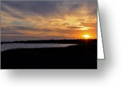 Bonnes Eyes Fine Art Photography Greeting Cards - Incredible Sky Greeting Card by Bonnes Eyes Fine Art Photography