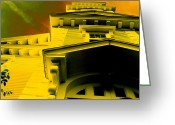Architecture Greeting Cards - Infinite Greeting Card by Phil DesJardins