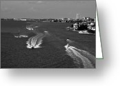 Intercoastal Greeting Cards - Intercoastal Greeting Card by David Lee Thompson