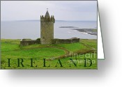 Galway Greeting Cards - Ireland Greeting Card by Charles Harden