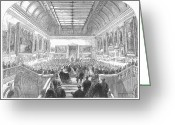 Carlisle Greeting Cards - Ireland: National Gallery Greeting Card by Granger
