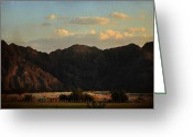 California Landscapes Greeting Cards - Its Bittersweet Greeting Card by Laurie Search