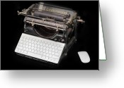 Imac Greeting Cards - iUnderwood Greeting Card by Donald Schwartz
