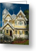 Christopher Holmes Photography Greeting Cards - J. P. Donnelly House Greeting Card by Christopher Holmes
