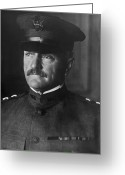 Expedition Greeting Cards - John J. Pershing Greeting Card by War Is Hell Store