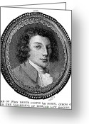 Custis Greeting Cards - John Parke Custis Greeting Card by Granger