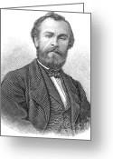 Jules Photo Greeting Cards - Jules Henri Giffard, French Engineer Greeting Card by Science Source