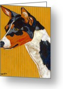 David Kent Collections Greeting Cards - Kaidi Grand Champion Greeting Card by David  Hearn