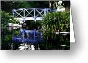 Kg Greeting Cards - Kalmar Reflection Greeting Card by KG Thienemann