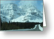 Mark Lehar Greeting Cards - Kings of the Road Greeting Card by Mark Lehar