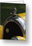 Antique Automobile Greeting Cards - Kissel Greeting Card by Dennis Hedberg