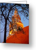 Luz Greeting Cards - La Luz 2 Greeting Card by Skip Hunt