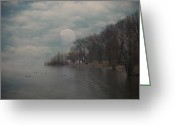 Barren Greeting Cards - Landscape Of Dreams Greeting Card by Joana Kruse