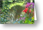 Kevin Sherf Greeting Cards - Leamings Run 15 Greeting Card by Kevin  Sherf