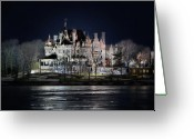 Alexandria Greeting Cards - Let the Light On Greeting Card by Lori Deiter
