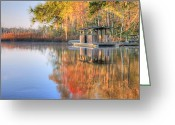Wilmington Greeting Cards - Location Location Location 2 Greeting Card by JC Findley