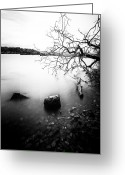 Stunning Greeting Cards - Loch Ard Greeting Card by John Farnan