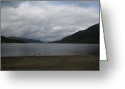 Daniel Krause Greeting Cards - Loch Lomond Scotland Greeting Card by Daniel Krause