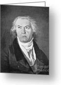 Compose Greeting Cards - Ludwig Van Beethoven. German Composer Greeting Card by Omikron