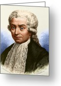 Luigi Greeting Cards - Luigi Galvani, Italian Physician Greeting Card by Omikron