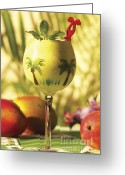 Mango Greeting Cards - Mango Greeting Card by Roberto Santos