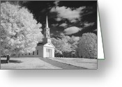Martha Greeting Cards - Martha and Mary Chapel Greeting Card by James Walsh