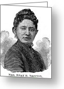 Civil Rights Greeting Cards - Mary Britton, African-american Physician Greeting Card by Science Source