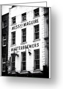 Ireland Greeting Cards - Masterbrewers Greeting Card by John Rizzuto