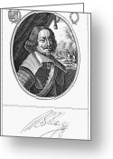 Balthasar Greeting Cards - Matthias Gallas (1584-1647) Greeting Card by Granger
