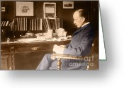 Quantum Mechanics Greeting Cards - Max Planck, German Physicist Greeting Card by Science Source