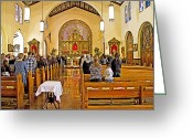 Staley Art Greeting Cards - Memorial Greeting Card by Chuck Staley