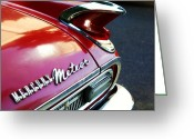 Meteor Photo Greeting Cards - Mercury Meteor Greeting Card by Cathie Tyler