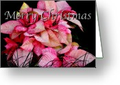 Lyle  Huisken Greeting Cards - Merry Christmas Greeting Card by Lyle  Huisken