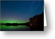 Contest Greeting Cards - Minnesota Magic Greeting Card by Adam Pender