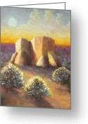 Jerry Mcelroy Greeting Cards - Mission Imagined Greeting Card by Jerry McElroy