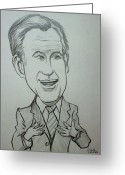 Mitt Greeting Cards - Mitt Greeting Card by Pete Maier