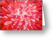 James Temple Greeting Cards - Molokai Bromeliad Greeting Card by James Temple