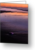 Suffolk County Greeting Cards - Morning Solitude  Greeting Card by JC Findley