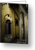Rabat Greeting Cards - Morroco Greeting Card by Daniel Berube