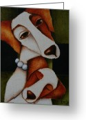 Deb Harvey Greeting Cards - Mothers Day Greeting Card by Deb Harvey