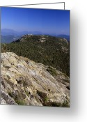 Ecosystem Greeting Cards - Mount Chocorua - White Mountains New Hampshire USA Greeting Card by Erin Paul Donovan