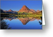Clear Photo Greeting Cards - Mountain Medicine Greeting Card by Philip Kuntz, NW Visions