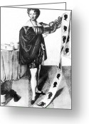 1833 Greeting Cards - Mozart: Don Giovanni Greeting Card by Granger