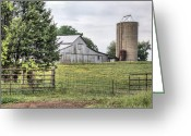 Buttercups Greeting Cards - My Kind of Gated Community  Greeting Card by JC Findley